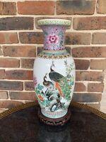 A Vantage Chinese Porcelain Vase
