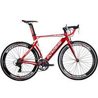 Light aluminium Road Bike Shimano 14 Speed Mens Bikes Racing Bicycle 700C 54cm