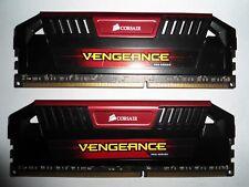 CORSAIR VENGEANCE Pro RED 16GB (2 x 8GB) DDR3 19200 2400 (CMY16GX3M2A2400C11R)