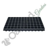 4 x 84 Multi Cell Plug Trays Seed Tray Bedding Seedling Inserts Propagation