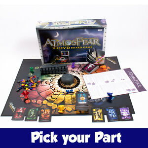 PICK YOUR PARTS - Atmosfear : The Gatekeeper DVD Game - SPARES / REPLACEMENTS