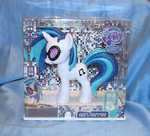 My Little Pony DJ Pon3 Vinyl Plastic Stylized Collectable Action Figure Licensed