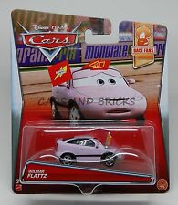 Disney Pixar Cars WILMAR FLATTZ 1:55 New 2017