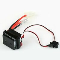 320A ESC Electronic Speed Controller Waterproof Brushed for RC Car Truck Boat