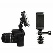 5in1 Hot Shoe Mount Adapter Kit for Attaching Phone GoPro Hero DSLR Camera Hot