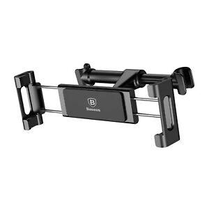 Car Holder Headrest for Smartphones and Tablets 4,7'' For 12,9'' - Baseus