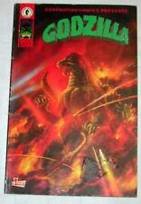 Godzilla n°1 ; generation comics