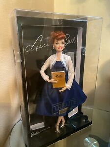 Barbie Signature Lucille Ball Tribute Collection Doll GXL16 *IN STOCK SHIPS NOW*