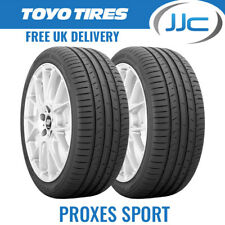 2 x 225/55/17 101Y XL Toyo Proxes Sport Performance Road Car Tyres - 225 55 17