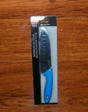 Royal Norfolk Cutlery Santoku S/S 5In. / 12.7 CM Stainless Steel Blade **NEW**