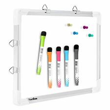 Small Dry Erase White Board 12 X 16 Magnetic Hanging Whiteboard For Wall