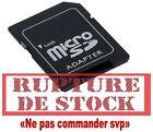 Carte Mémoire Micro SD SDHC SDXC 32 go 64 go 128 go Class 10 UHS-I jusqu'à 85MB