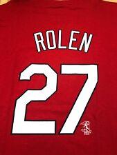 Scott Rolen Philadelphia Phillies VINTAGE Majestic MLB Shirt