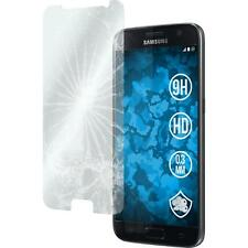 For Samsung Models – 2x Screen-Protector Glass-Protection-Film clear transparent