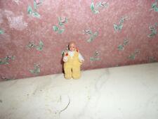 Alte Caco-Puppe-Biegepuppe-Junge-Puppenhaus-Puppenstube-doll-poupee