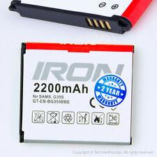 Akku GT EB-BG355BBE für Samsung Galaxy Core 2 SM-G355H Battery Batterie Accu