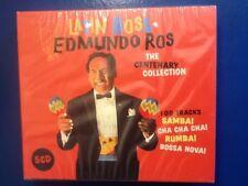 EDMUNDO.  ROS.          CENTENARY. COLLECTION.          FIVE. DISC. BOXSET