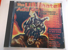 Computer CD-Rom The Ultimate Add on Collection for Doom  Game Complete
