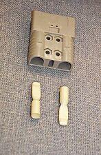 Spina Anderson SBE 160 Un Grigio Connettore 35mm SQ Jump Batteria Spina Coach Camion
