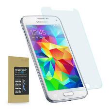 9H Vidrio Templado Samsung S5 Mini HD Protector de Pantalla Temperglas