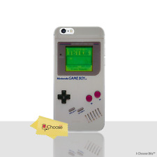 Gameboy Controller Gel Case/Cover for Apple iPhone 5/5s/SE / Screen Protector