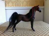 Breyer Classic Man o War CM to a bay Tennessee Walking Horse mare