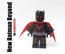 LEGO Custom - New Batman Beyond - DC Super heroes mini figure