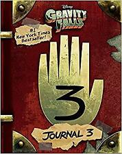 NEW Gravity Falls Journal 3 by Alex Hirsch and Rob Renzetti (Free Shipping)