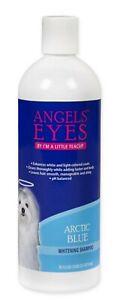Arctic Blue Whitening Shampoo for Dogs Produces brilliant white 16oz