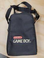 OEM Vintage Nintendo Original Game Boy Carrying Case Bag With Strap and Insert B