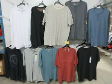 10 BIG TALL MEN'S 2XLT SHIRTS CLOTHING THERMAL DRI-FIT NORTHWESTERN ROUTE 66