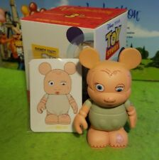 "Disney Vinylmation 3"" Park Set 1 Toy Story Big Baby with Card and Box"