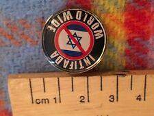 Intifada badge anti ZOG alt right nationalist nationalism oi NPD NF FN BNP rare