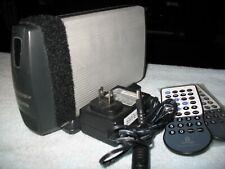Argosy 1 TB hard drive media player RARE