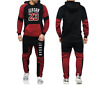 Mens Michael Air Legend 23 Jordan Tracksuit Hoodie&Pants Men Style Sportswear
