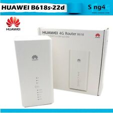 Huawei B618 B618s-22d 4G LTE ULTRA 600Mbps CAT11 Direct Sim Router