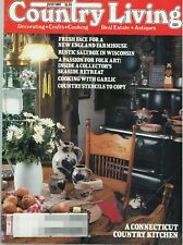 Vintage Country Living Magazine July 1987