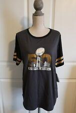 NWT NFL SUPER BOWL 50 Women's Jersey Shirt~ size XL