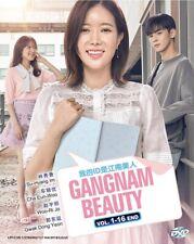 Korean Drama DVD Gangnam Beauty Vol.1-16 End *English Subtitle* All Region