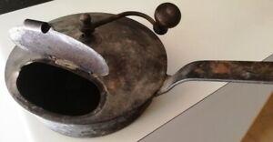 Antique coffee bean  roaster