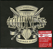 LOUDNESS-SAMSARA FLIGHT-JAPAN 2 CD+DVD Ltd/Ed R38