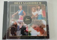 Delta Goodrem I Honestly Love You CD NEW Olivia Newton-John