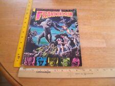 Ray Harryhausen Soylent Green Castle of Frankenstein 1973 magazine #20 F