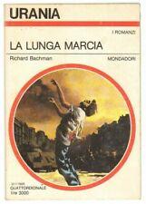 Urania n. 1001 La lunga marcia di Richard Bachman (Stephen King) ed. Mondadori