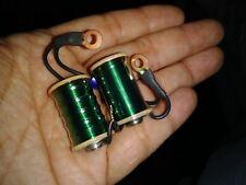 Handmade tattoo machine coils wired set
