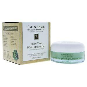 Eminence Organic Skin Care Stone Crop Whip Moisturizer 2 oz