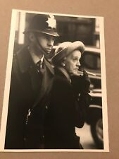 Postcard. Modern. Famous Photographers. Jean Rey. The Lady And The Bobby. 1965
