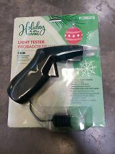 Holiday Light Tester for LED and Incandescent String Lights 1295315