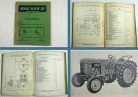 Fehlersuch Handbuch Deutz Motor 912 F4L912 für Traktor DX4.10