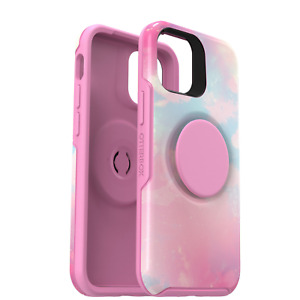 Otterbox iPhone 12 Mini Otter Pop Symmetry Case Socket Series Drop 5G Slim Back
